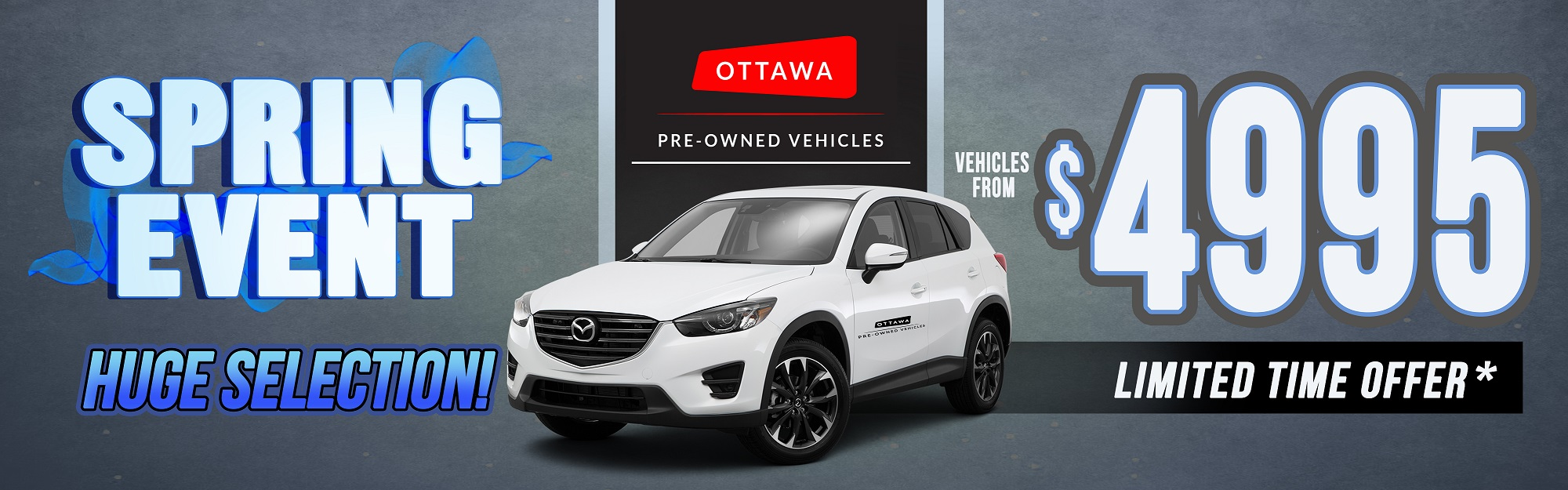 OTTAWA PRE-OWNED VEHICLES